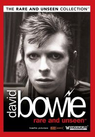 David Bowie: Rare and Unseen - (Import DVD)
