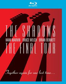 Shadows: The Final Tour, The - (Import Blu-ray Disc)