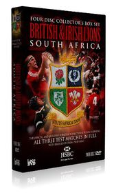 Lions Tour of South Africa - Complete Test Series - (Import DVD)