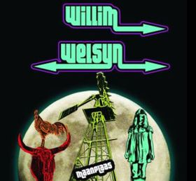 Willim Welsyn - Maanplaas (CD)
