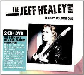 Healey, Jeff - Legacy: Volume One (CD + DVD)
