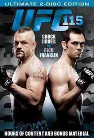 Ufc 115 - (Region 1 Import DVD)