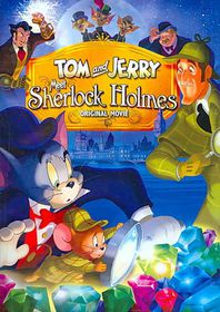 Tom and Jerry Meet Sherlock Holmes - (Region 1 Import DVD)