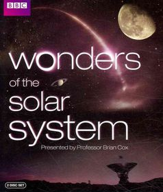 Wonders of the Solar System - (Region A Import Blu-ray Disc)