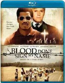 Blood Done Sign My Name - (Region A Import Blu-ray Disc)