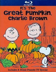 It's the Great Pumpkin Charlie Brown - (Region A Import Blu-ray Disc)