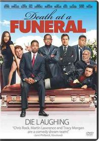 Death at a Funeral - (Region 1 Import DVD)