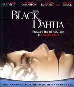 Black Dahlia - (Region A Import Blu-ray Disc)