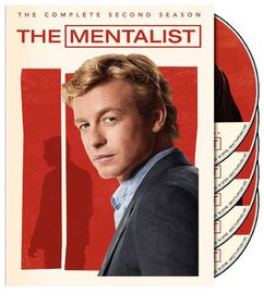 Mentalist:Complete Second Season - (Region 1 Import DVD)