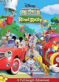 Mickey Mouse Clubhouse:Road Rally - (Region 1 Import DVD)