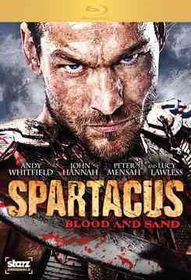 Spartacus : Blood and Sand - The Complete First Season - (Region A Import Blu-ray Disc)
