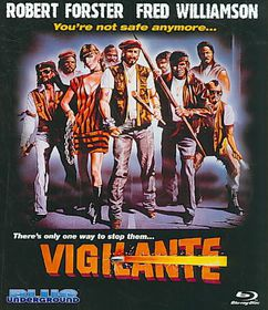 Vigilante - (Region A Import Blu-ray Disc)