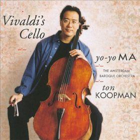 Vivaldi's Cello - (Import CD)