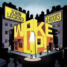 Legend John - Wake Up - Standard Version (CD)