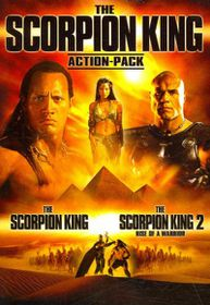 Scorpion King Action Pack - (Region 1 Import DVD)