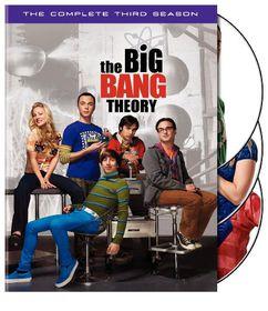 Big Bang Theory:Complete Third Season - (Region 1 Import DVD)