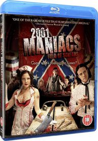 2001 Maniacs: Field of Screams - (Import Blu-Ray Disc)