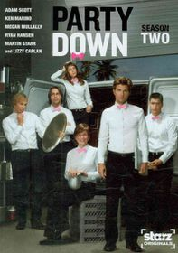 Party Down Season 2 - (Region 1 Import DVD)