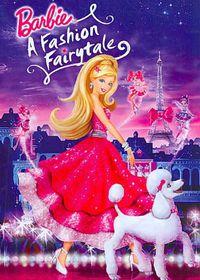 Barbie:Fashion Fairytale - (Region 1 Import DVD)