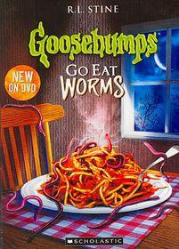 Goosebumps:Go Eat Worms - (Region 1 Import DVD)