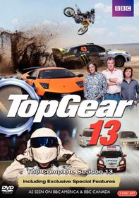 Top Gear 13 - (Region 1 Import DVD)