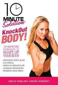 10 Minute Solution:Knockout Body Work - (Region 1 Import DVD)