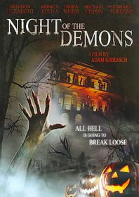 Night of the Demons - (Region 1 Import DVD)