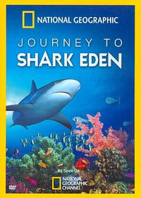 Journey to Shark Eden - (Region 1 Import DVD)
