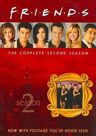 Friends:Complete Second Season - (Region 1 Import DVD)