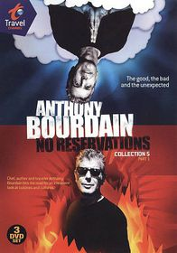 Anthony Bourdain:No Reser Coll 5 Pt 1 - (Region 1 Import DVD)