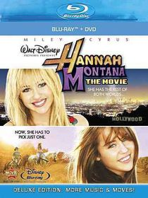 Hannah Montana:Movie - (Region A Import Blu-ray Disc)