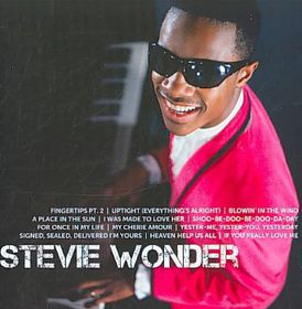 stevie Wonder - Icon (CD)