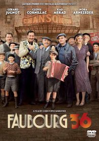 Faubourg 36 (DVD)
