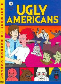 Ugly Americans Vol 1 - (Region 1 Import DVD)