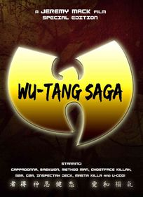 Wu Tang Saga - (Region 1 Import DVD)