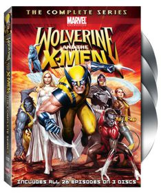 Wolverine and the X Men:Complete Series- (Region 1 Import DVD)