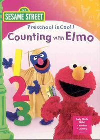 Preschool is Cool:Counting with Elmo - (Region 1 Import DVD)