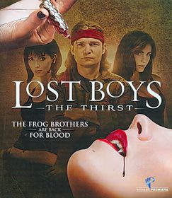 Lost Boys:Thirst - (Region A Import Blu-ray Disc)