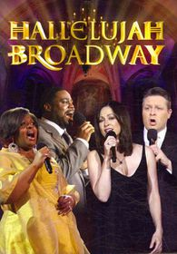 Hallelujah Broadway - (Region 1 Import DVD)