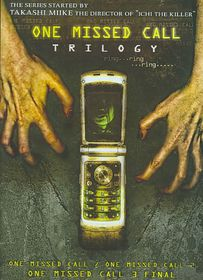 One Missed Call Trilogy - (Region 1 Import DVD)