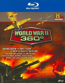 World War II 360 - (Region A Import Blu-ray Disc)