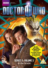 Doctor Who - The New Series: 5 - Volume 3 - (Import DVD)