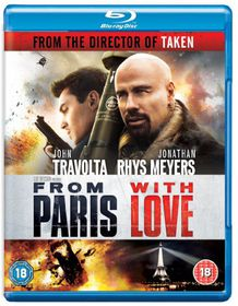From Paris with Love - (Import Blu-Ray Disc)