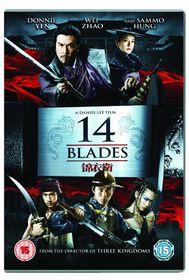 14 Blades - (Import DVD)