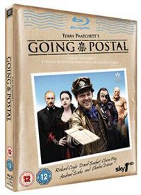 Going Postal - (Import Blu-Ray Disc)