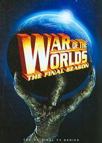 War of the Worlds:Final Season - (Region 1 Import DVD)