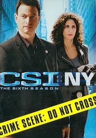 Csi: Ny:Complete Sixth Season - (Region 1 Import DVD)
