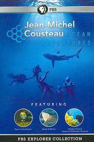 Ocean Adventures with Jean Michel Cou - (Region 1 Import DVD)