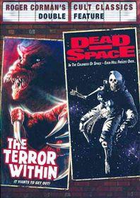 Terror Within/Dead Space - (Region 1 Import DVD)