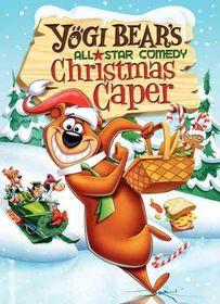 Yogi Bear's All Star Comedy Christmas - (Region 1 Import DVD)